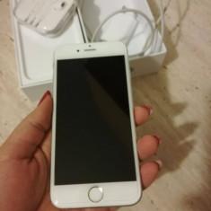 iPhone 6 Apple 16 gb, Argintiu, Neblocat