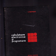 CALCULATOARE ELECTRONICE SI PROGRAMARE