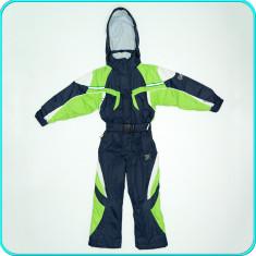 Combinezon / salopeta de iarna, gros, impermeabil SNOXX _ baieti | 6-7 ani | 116, Marime: Alta, Culoare: Bleumarin