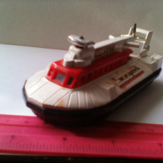 bnk jc Matchbox Super Kings - K-22 - SRNG Hovercraft