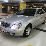 Mercedes Benz S 320 CDI W220, An Fabricatie: 2001, Motorina/Diesel, 325000 km, 3222 cmc, Clasa S