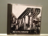 R.E.M. - ACCELERATE (2008/WARNER REC/ GERMANY ) - CD ORIGINAL