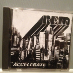 R.E.M. - ACCELERATE (2008/WARNER REC/ GERMANY ) - CD ORIGINAL