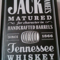 Jack Daniel's Old No 7 Tennesse Whiskey – 0.7 (Cutie+Sticla +2 pahare) - Whisky