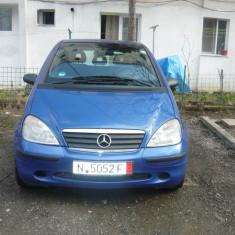 Mercedes benz a160, An Fabricatie: 1999, Benzina, 258000 km, 1575 cmc, Clasa A