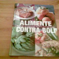 ALIMENTE CONTRA BOLII - RODNEY M. FRIEDMAN - Carte Dietoterapie