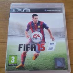 PS3 Fifa 15 - joc original by WADDER - Jocuri PS3 Ea Sports, Sporturi, 3+, Multiplayer
