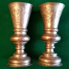 PERECHE POCALE ARGINT( PAHARE, CUPE, POTIRE ) RUSIA ( ARMENIA )sec. 19 -1840