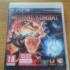 PS3 Mortal Kombat / 3D compatible - joc original by WADDER - Jocuri PS3 Altele, Sporturi, 18+, Multiplayer