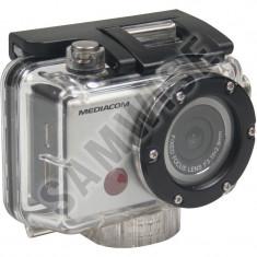 *NOU* Camera video actiune Mediacom SportCam Xpro 120 HD Wi-Fi GARANTIE 12 LUNI!, Memorie interna