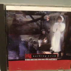 WORKING WEEK - SURRENDER (1987/ VIRGIN REC/ UK ) - ORIGINAL/CA NOU - Muzica Pop virgin records, CD