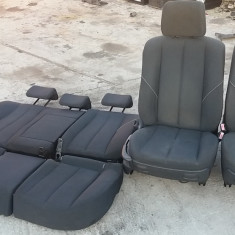 Interior scaune si bancheta Renault Megane 2 hatchback - Scaune auto