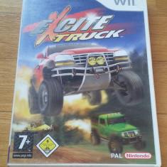Wii Excite truck - joc original PAL by WADDER - Jocuri WII Altele, Curse auto-moto, 12+, Multiplayer