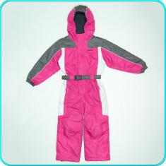 Combinezon / salopeta ski/ iarna, impermeabila ETIREL _ fete | 5-6 ani | 116, Marime: Alta, Culoare: Roz