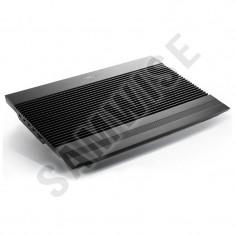Stand/Cooler Laptop, Notebook DeepCool N8, pentru 17, Black, 4 x USB Gaarantie!