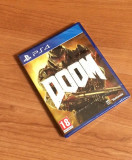 Joc PS4 - DOOM  , nou , sigilat, Shooting, 18+