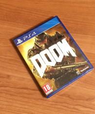 Joc PS4 - DOOM  , nou , sigilat foto