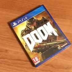 Joc PS4 - DOOM, nou, sigilat - Jocuri PS4, Shooting, 18+