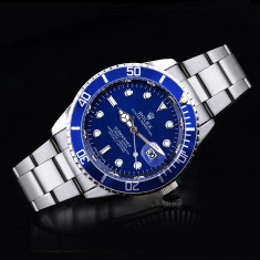 Ceas Rolex Luxury Edition Submariner - Ceas barbatesc Rolex, Elegant, Quartz, Inox, Data