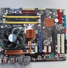 Kit Placa de Baza Asus P5Q PRO+Procesor Q9400+cooler Garantie 6 luni