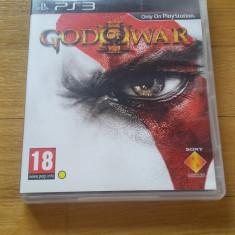 PS3 God of war 3 - joc original by WADDER - Jocuri PS3 Sony, Actiune, 18+, Single player