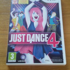Wii Just dance 4 - joc original PAL by WADDER - Jocuri WII Ubisoft, Simulatoare, 3+, Multiplayer