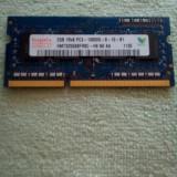DDR3 RAM laptop memorie HYNIX 2GB 1RX8 PC3 10600 frecventa 1300 Mhz