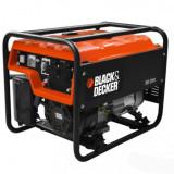 Generator de curent pe benzina Black&Decker BD 2200, 196 cmc, 2.2 kW