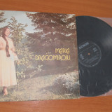 MARIA DRAGOMIROIU disc vinil LP vinyl pick-up pickup - Muzica Populara