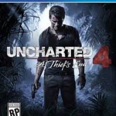 Joc PS4 UNCHARTED 4, original, nou, garantie - Jocuri PS4, Actiune, 16+, Multiplayer