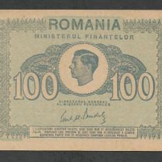 ROMANIA 100 LEI 1945 UNC [6] P-78, necirculata - Bancnota romaneasca