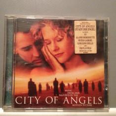 CITY OF ANGELS - Soundtrack (1998/WARNER REC/GERMANY ) - ORIGINAL/CA NOU - Muzica soundtrack warner, CD