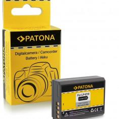 Acumulator Canon LP-E10, LPE10, EOS 1100D, Kiss X50, compatibil marca Patona,