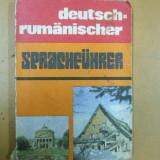 German - roman ghid de conversatie Bucuresti 1989 - Curs Limba Germana