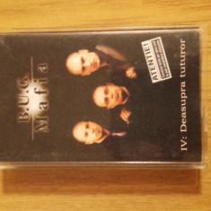 B.U.G. BUG Mafia - Deasupra Tuturor 1997 - Muzica Hip Hop cat music, Casete audio