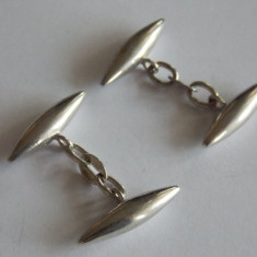 Butoni camasa din argint -892