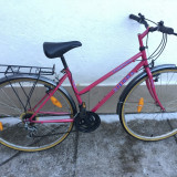 28 bicicleta sierra second-hand, germania r28 - Bicicleta Dama, 18 inch, Numar viteze: 18