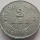 Moneda 2 Lei - ROMANIA, anul 1941 *cod 1037 zinc - Moneda Romania
