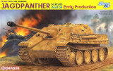 + Macheta 1/35 Dragon 6458 Smart Kit - Sd.Kfz.173 Jagdpanther Ausf.G1 Early +, Alta