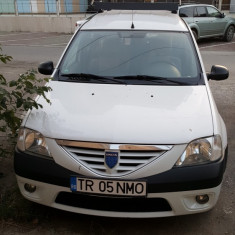 Dacia Logan AC Break. Dacia Logan AC Break, An Fabricatie: 2008, GPL, 97000 km, 1598 cmc