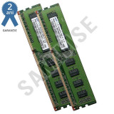 KIT Memorie Dual Channel 2 x 2GB Samsung DDR3 1333Mhz PC3-10600 GARANTIE !!!