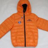 Geaca Disney Ultrausoara cu puf de gasca - 4-5 ani - Geaca dama, Marime: Masura unica, Culoare: Orange
