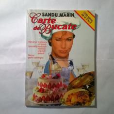 Sandu Marin - Carte de bucate