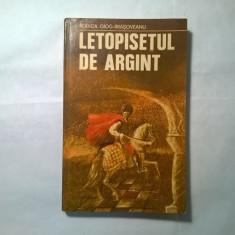 Rodica Ojog-Brasoveanu – Letopisetul de argint - Carte politiste