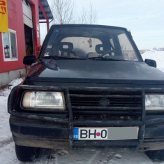 Suzuki Vitara, An Fabricatie: 1992, Benzina, 96000 km, 1590 cmc