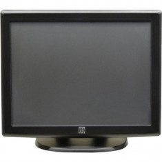 Monitor 15 inch LCD ELO ET1515L, Black, Touchscreen, 2 ANI GARANTIE - Monitor touchscreen