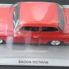 Macheta DeAgostini - Skoda Octavia 1959 -  Masini de Legenda Polonia 1/43