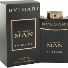 PARFUM BVLGARI MAN IN BLACK 100 ML --SUPER PRET, SUPER CALITATE! - Parfum barbati Bvlgari, Apa de parfum