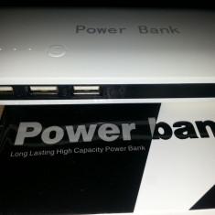 Baterie externa 20000 mAh 3 usb, Samsung Galaxy S5