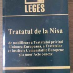 Tratatul De La Nisa - Necunoscut, 390976 - Carte Drept penal